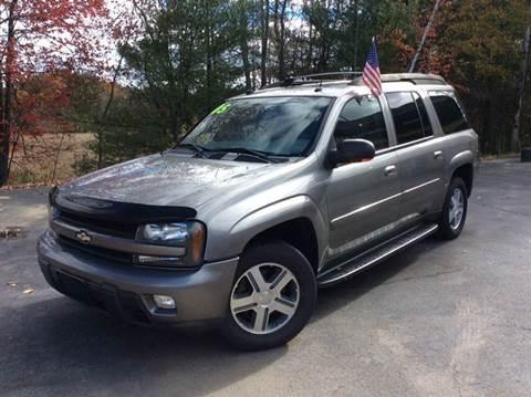 2005 Chevrolet TrailBlazer EXT for sale in Tilton, NH