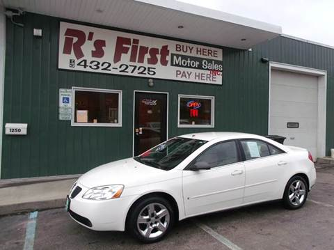 2007 Pontiac G6 for sale in Cambridge, OH