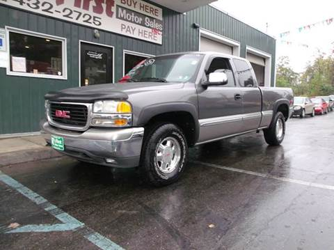 1999 GMC Sierra 1500 for sale in Cambridge, OH