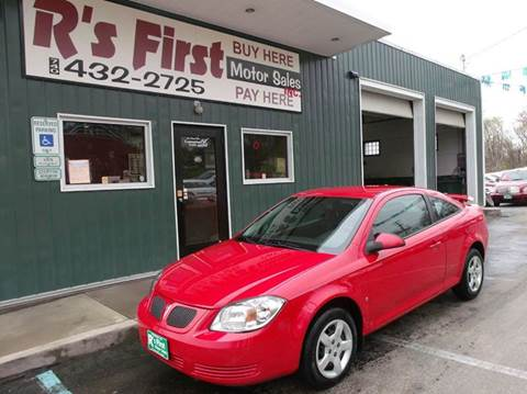 2009 Pontiac G5 for sale in Cambridge, OH