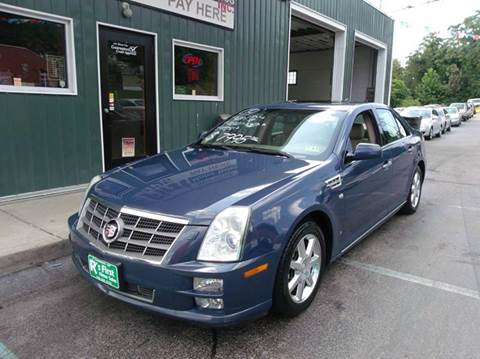 2009 Cadillac STS for sale in Cambridge, OH