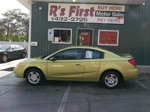 2004 Saturn Ion for sale in Cambridge, OH