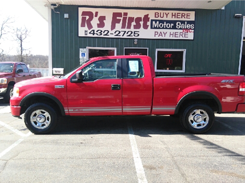 2007 Ford F-150 for sale in Cambridge, OH