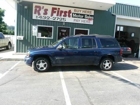 2004 Chevrolet TrailBlazer EXT for sale in Cambridge, OH