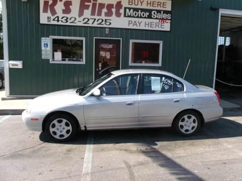 2002 Hyundai Elantra for sale in Cambridge, OH