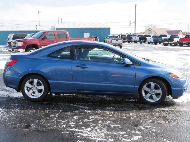2007 Honda Civic EX w/Navi 2dr Coupe (1.8L I4 5A) In Baltimore OH ...