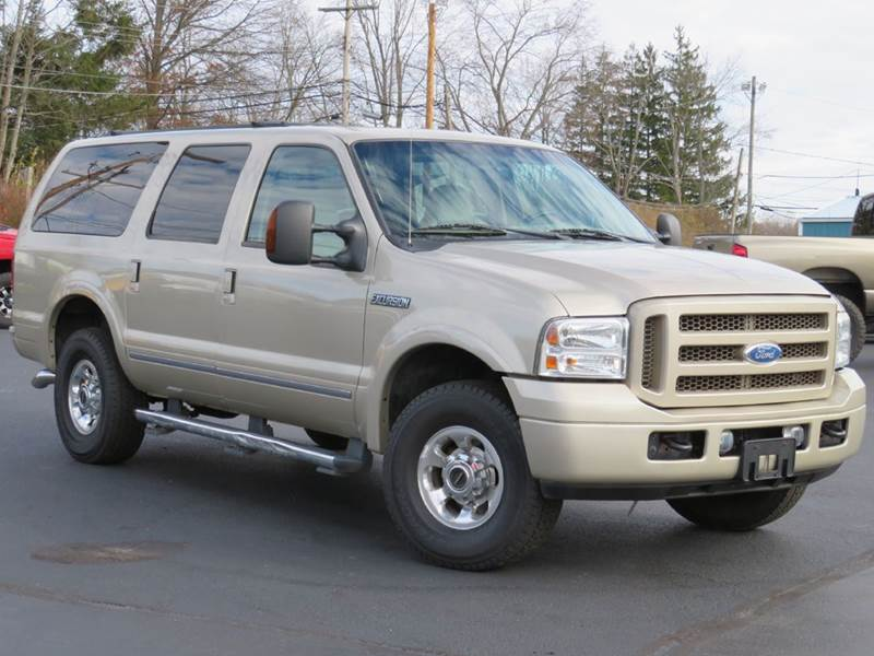 Ford Excursion Limited WD Dr SUV In Baltimore OH The Car - 2005 excursion