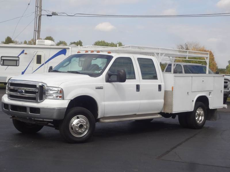 2005 ford f 350 super duty xl service body in baltimore oh the car company. Black Bedroom Furniture Sets. Home Design Ideas