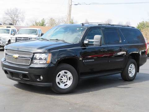 2009 chevrolet suburban for sale in ohio. Black Bedroom Furniture Sets. Home Design Ideas