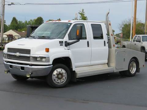 2005 Chevrolet C4500 for sale in Baltimore, OH