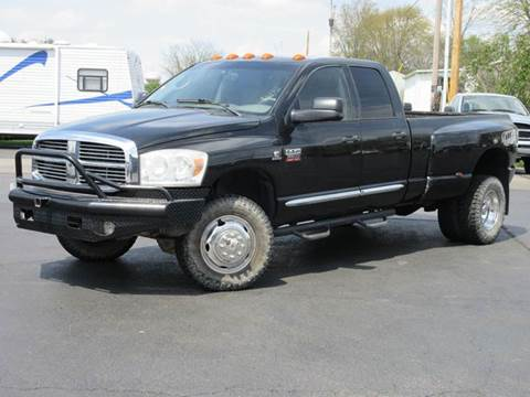 2007 Dodge Ram Pickup 3500 for sale in Baltimore, OH