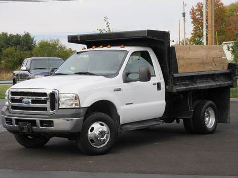 2007 Ford F-350 Super Duty for sale in Baltimore, OH