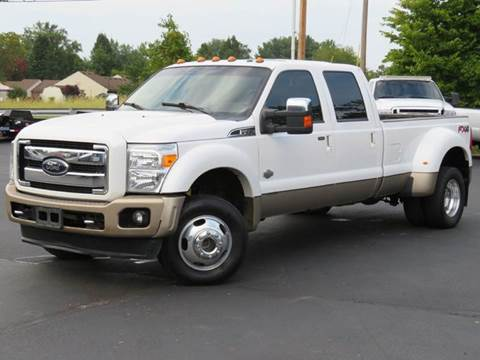 2012 Ford F-450 Super Duty for sale in Baltimore, OH