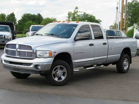 2005 Dodge Ram Pickup 3500 for sale in Baltimore, OH