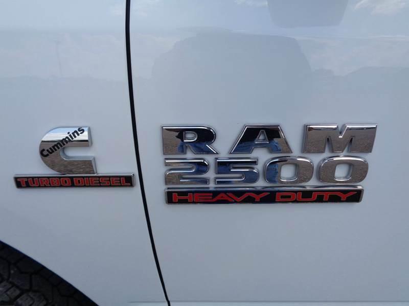 2013 RAM Ram Pickup 2500 4x4 SLT 4dr Crew Cab 6.3 ft. SB Pickup - Edina MO