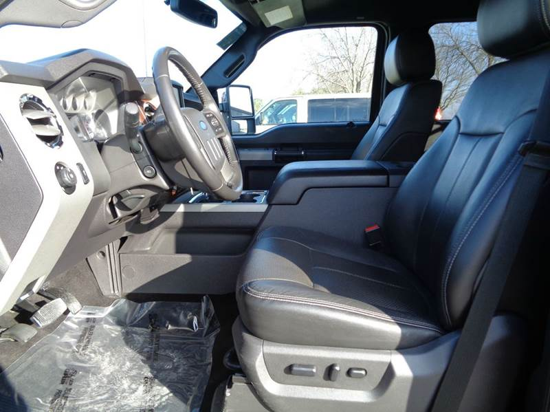 2014 Ford F-350 Super Duty 4x4 Lariat 4dr Crew Cab 6.8 ft. SB SRW Pickup - Edina MO
