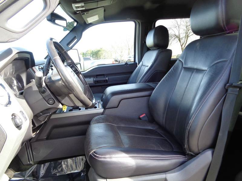 2012 Ford F-350 Super Duty 4x4 Lariat 4dr Crew Cab 6.8 ft. SB SRW Pickup - Edina MO