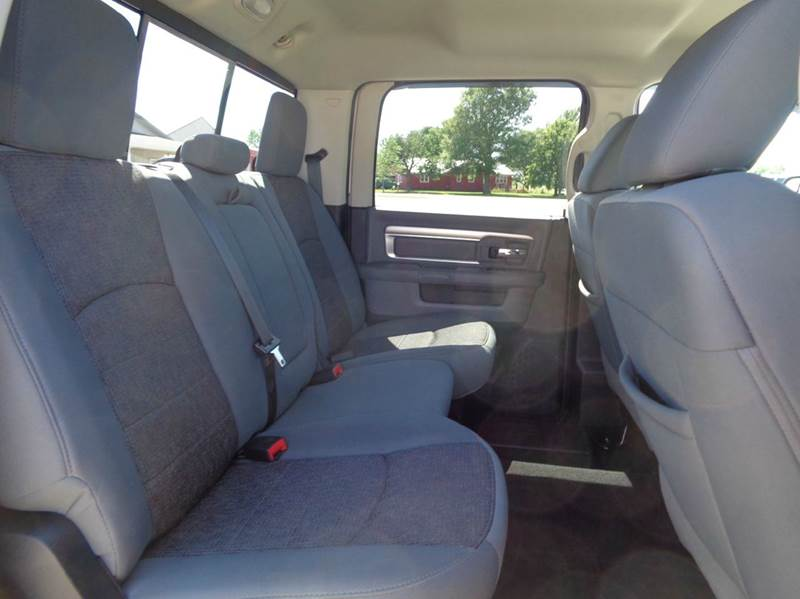 2014 RAM Ram Pickup 2500 4x4 SLT 4dr Crew Cab 6.3 ft. SB Pickup - Edina MO