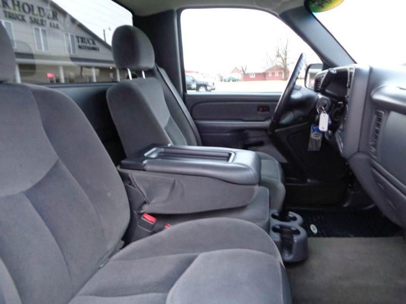 2004 GMC Sierra 1500 2dr Standard Cab SLE 4WD SB - Edina MO