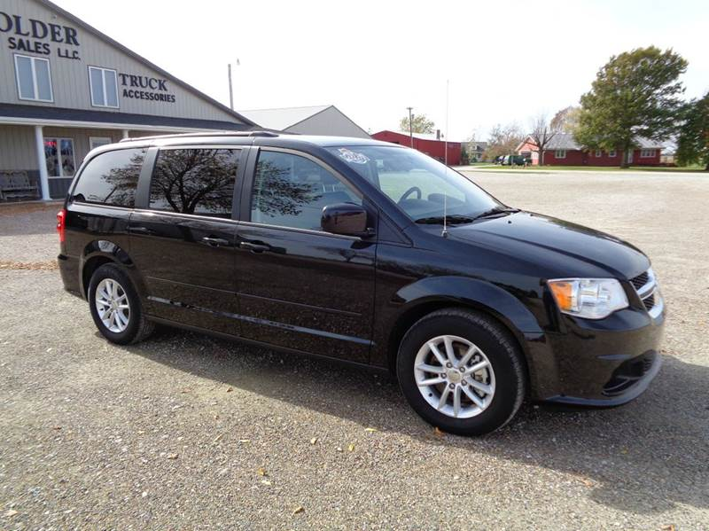 2016 Dodge Grand Caravan SXT 4dr Mini-Van - Edina MO