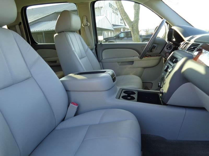 2011 GMC Sierra 1500 4x4 SLT 4dr Crew Cab 5.8 ft SB - Edina MO