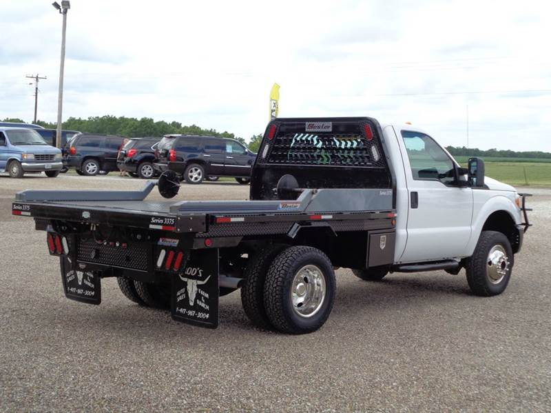 2015 Ford F-350 Super Duty 4x4 XL 2dr Regular Cab 141 in. WB DRW Chassis - Edina MO