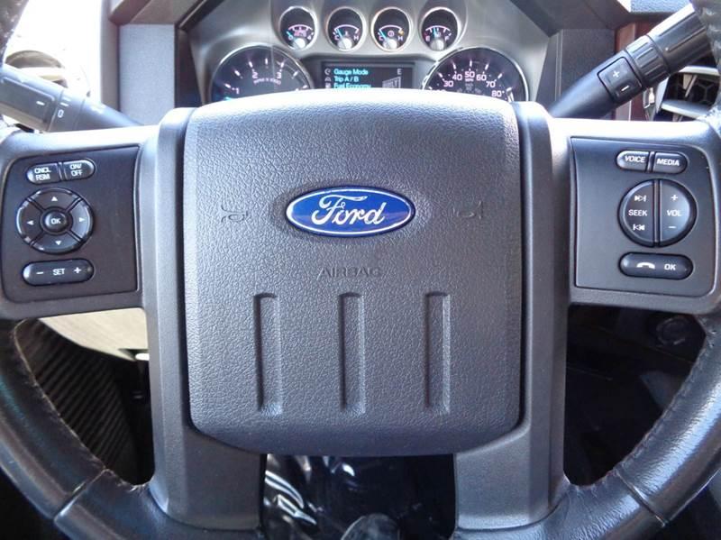 2012 Ford F-250 Super Duty 4x4 Lariat 4dr Crew Cab 6.8 ft. SB Pickup - Edina MO