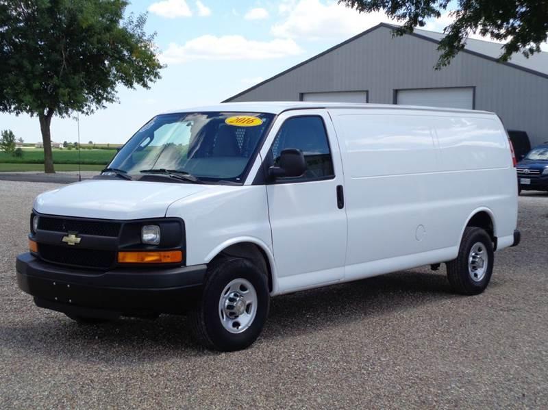 2016 Chevrolet Express Cargo 2500 3dr Extended Cargo Van w/1WT - Edina MO