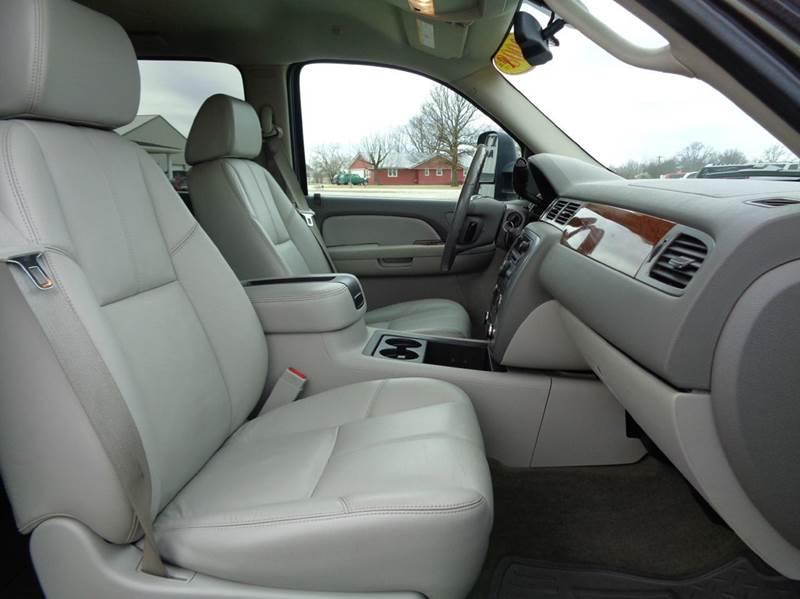 2008 GMC Sierra 3500HD 4WD SLT 4dr Crew Cab LB DRW - Edina MO