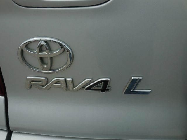 2004 Toyota RAV4 Base Fwd 4dr SUV - Edina MO
