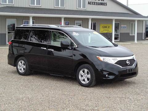 2016 Nissan Quest for sale in Edina, MO