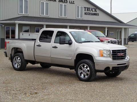 2009 GMC Sierra 2500HD for sale in Edina, MO