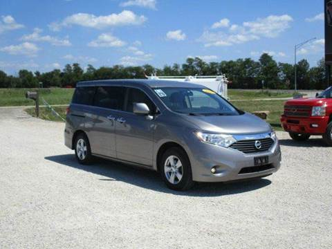 2013 Nissan Quest for sale in Edina, MO