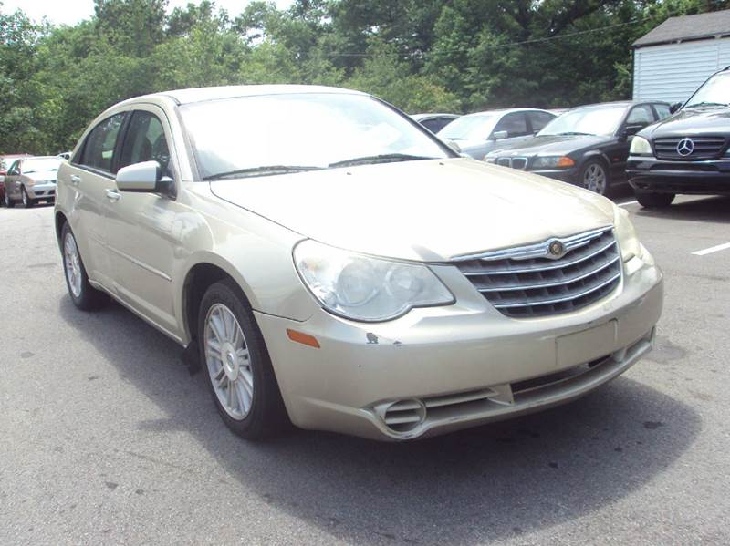2007 chrysler sebring touring 4dr sedan in buford ga. Black Bedroom Furniture Sets. Home Design Ideas