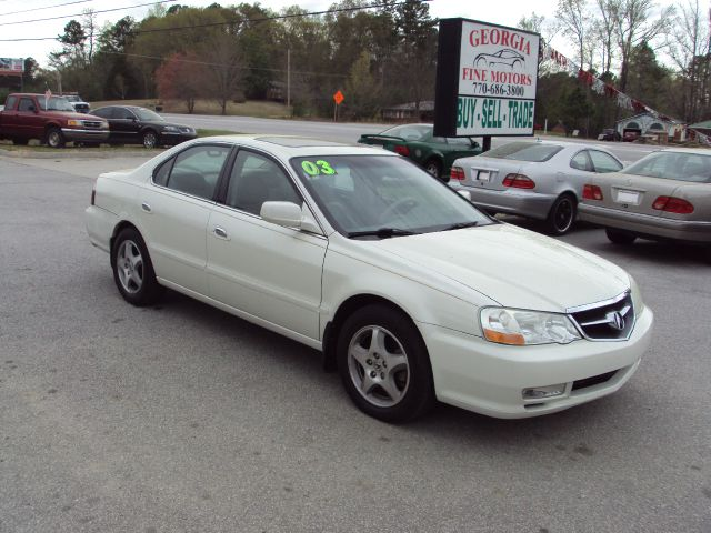 2003 acura tl for Liberty used motors clayton clayton nc