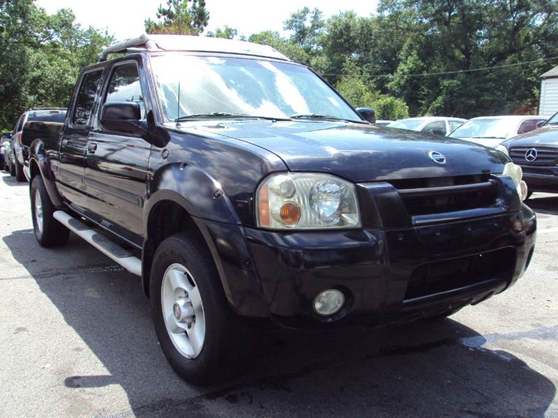 2002 Nissan Frontier Se V6 4dr Crew Cab 2wd Lb In Buford