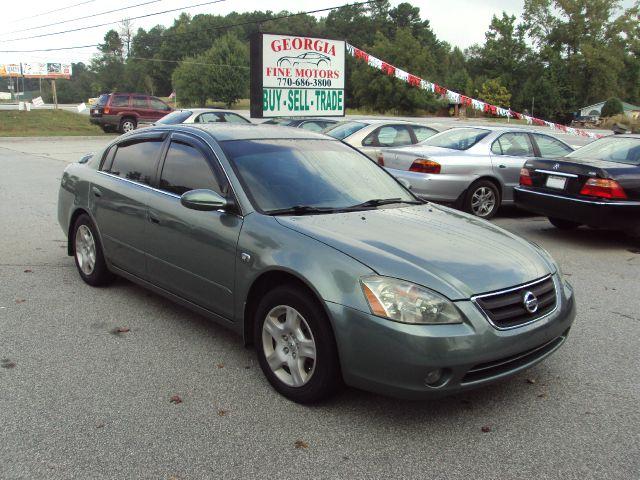2002 Nissan Altima For Sale In Loganville Ga