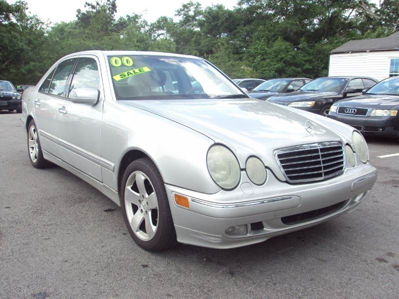 2000 mercedes benz e430 mpg for Mercedes benz mpg