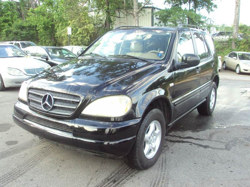 2001 mercedes benz m class ml320 awd 4matic 4dr suv in for Mercedes benz ml320 2001