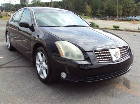 2005 Nissan Maxima for sale in Buford, GA