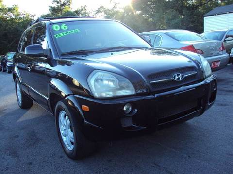 2006 Hyundai Tucson for sale in Buford, GA
