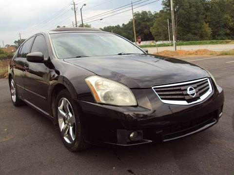 2007 Nissan Maxima for sale in Buford, GA