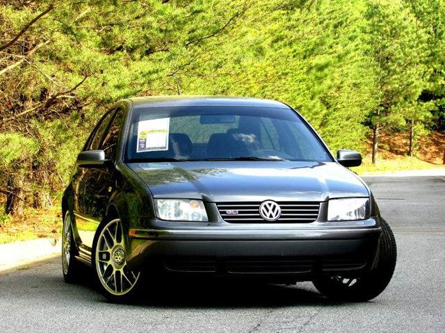 2004 VOLKSWAGEN JETTA GLS 18T 4DR TURBO SEDAN gray fresh trade in 2 owners sports package non