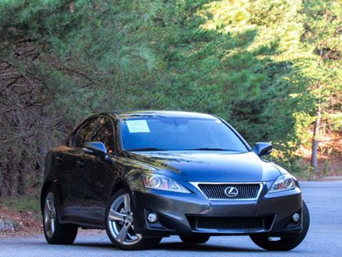 2011 Lexus IS 250 for sale in Duluth, GA