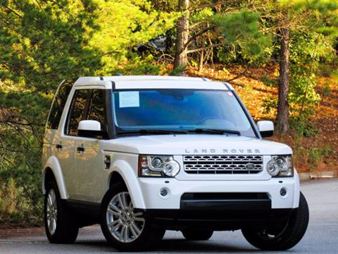 2011 Land Rover LR4 for sale in Duluth, GA