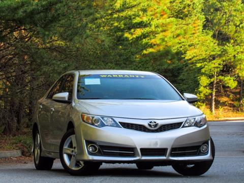 2014 Toyota Camry for sale in Duluth, GA