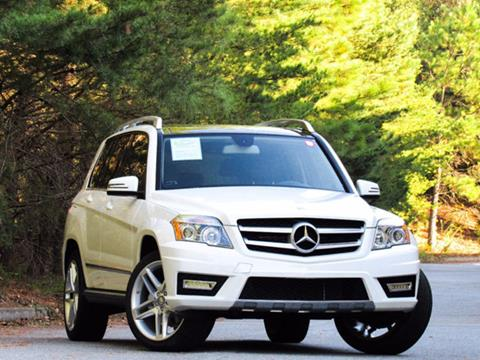 2012 mercedes benz glk for sale for Mercedes benz repair duluth ga