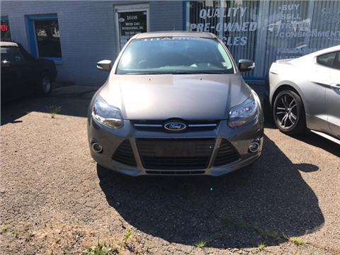 2014 Ford Focus for sale in Mooresville, NC