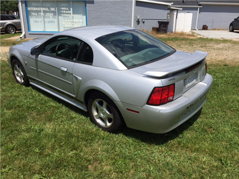 2004 Ford Mustang for sale in Mooresville, NC
