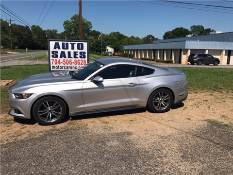 2016 Ford Mustang for sale in Mooresville, NC